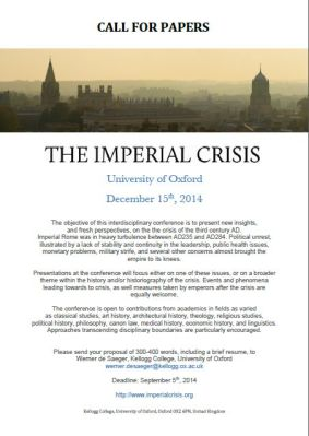 CFP Imperial Crisis